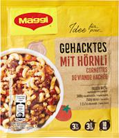 Mélange d'épices pour Cornettes et viande hachée Maggi Mix