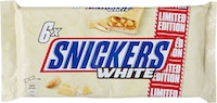Snickers White Limited Edition