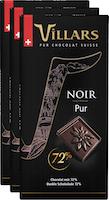 Tablette de chocolat Noir Pur Villars