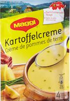 Crème de pommes de terre Maggi