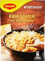 Spätzle al formaggio Wirtshaus Maggi