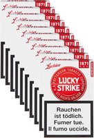 Lucky Strike Limited Edition Red