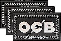 Papier à cigarettes Double Premium OCB