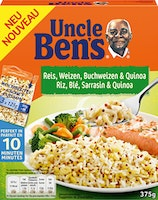 Uncle Ben's Langkorn-Reis