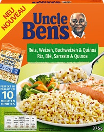 Uncle Ben's Langkorn-Reis