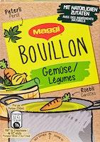 Bouillon Légumes Maggi