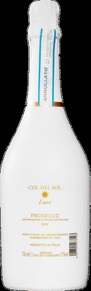 Col del Sol Luce Prosecco DOC dry Zurück
