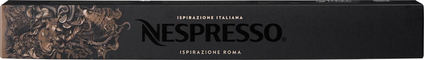 Capsules de café originales Roma Nespresso