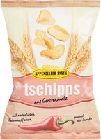 Chips d'Appenzell au malt d'orge