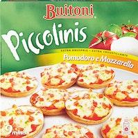 Mini-pizzas Piccolinis Buitoni