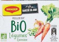Bouillon Bio Légumes Maggi