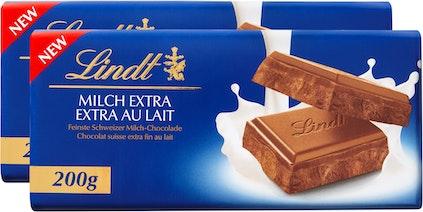 Tablette de chocolat Lait Lindt