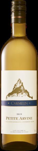 Carmelin Petite Arvine du Valais AOC Vorderseite