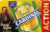 Bière blonde Cardinal