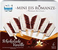 Mini-gelati Romanza Cristallo