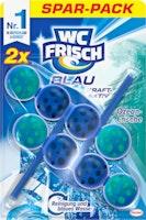 Palline profumate WC Frisch Blau Kraft-Aktiv