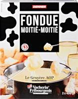 Fondue Moitié-Moitié Denner