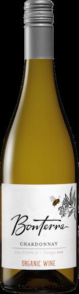 Bonterra Chardonnay bio Vorderseite