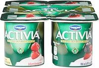 Danone Activia Joghurt mit Fruchtpüree