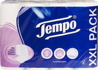 Tempo Toilettenpapier Weiss