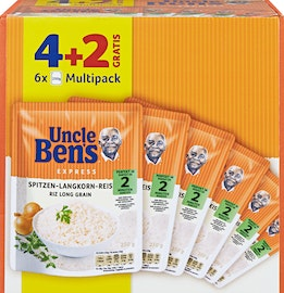 Riz Uncle Ben's Express