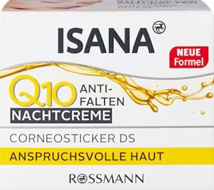 ISANA Q10 Anti-Falten-Nachtcrème