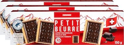 Petit Beurre au chocolat noir Denner