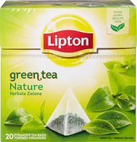 Tè Pyramid Green Tea Nature Lipton