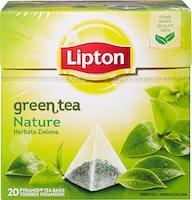 Thé Pyramid Green Tea Nature Lipton