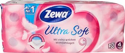 Papier hygiénique ultra doux Zewa