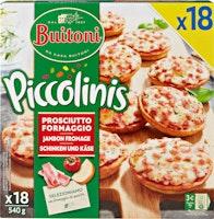 Pizzettine Piccolinis Prosciutto Buitoni