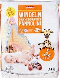 Denner Babywindeln Midi