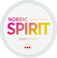 Snus Berry Citrus Nordic Spirit