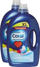 Detersivo liquido Optimal Color Coral