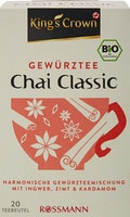 KingSC Bio Gewürztee Chai Classic