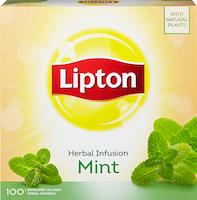 Thé à la menthe Lipton
