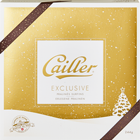 Pralinés Exclusive Cailler
