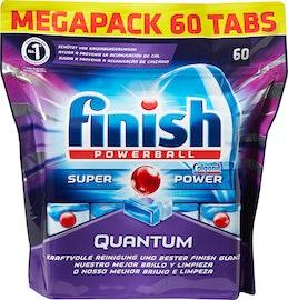 Tablettes lave-vaisselle Quantum Finish Calgonit