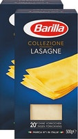 Feuilles de lasagne Collezione Barilla