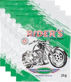 Rider's Pfefferminz-Pastillen