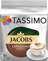 Tassimo capsule di caffè Jacobs Cappuccino Classico