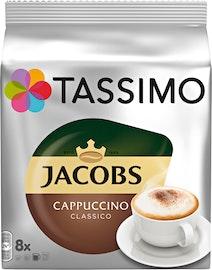 Tassimo capsules de café Jacobs Cappuccino Classico