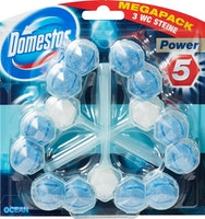 Blocco WC Power 5 Domestos