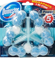 Domestos Power 5 WC-Steine