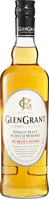 Glen Grant Single Malt Scotch Whisky