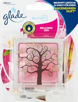 Ricarica deodorante per ambienti Relaxing Zen Discreet Glade