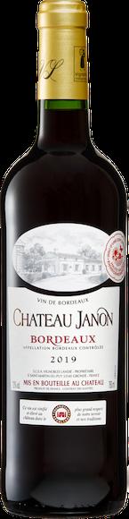Château Janon Bordeaux AOC Vorderseite