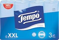 Tempo Toilettenpapier Classic blau