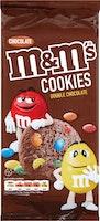 M&M's Cookies Double Chocolate