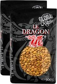Lentilles Le Dragon